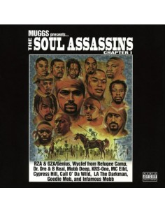 VINILO 2LP DJ MUGGS PRESENTS THE SOUL ASSASSINS CHAPTER 1