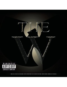 "VINILO 2LP WU-TANG CLAN ""THE W"""