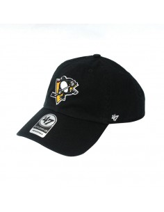 Gorra Curved visor 47 BRAND PITTSBURGH PENGUINS