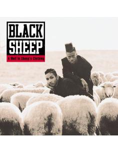 "VINILO LP BLACK SHEEP ""A WOLF IN SHEEP'S CLOTHING"""