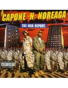 """VINILO 2LP CAPONE-N-NOREAGA """"THE WAR REPORT"""""""