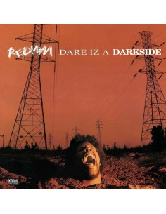 "VINILO LP REDMAN ""DARE IZ A DARKSIDE"""