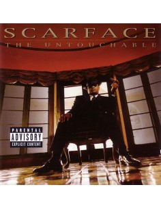 "VINILO LP SCARFACE ""THE UNTOUCHABLE"""