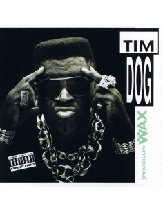 "VINILO 2LP TIM DOG ""PENICILLIN ON WAX"""