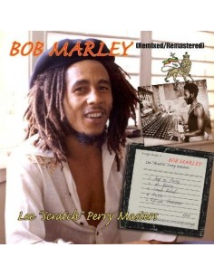 "VINILO LP BOB MARLEY ""LEE SCHATCH PERRY MASTERS"""