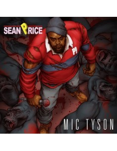 "VINILO 2LP SEAN PRICE ""MIC TYSON"""