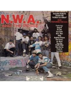 CD N.W.A. AND THE POSSE
