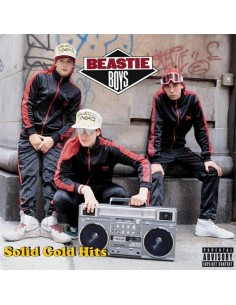"VINILO 2LP BEASTIE BOYS ""SOLID GOLD HITS"""