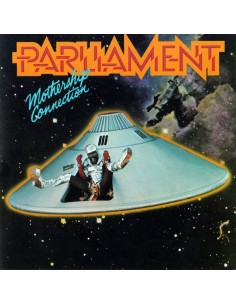 """VINILO LP PARLIAMENT """"MOTHERSHIP CONNECTION"""""""