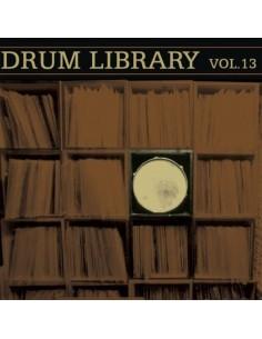 "VINILO LP DJ PAUL NICE ""DRUM LIBRARY VOL. 13"""