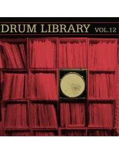 "VINILO LP DJ PAUL NICE ""DRUM LIBRARY VOL. 12"""