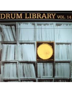 "VINILO LP DJ PAUL NICE ""DRUM LIBRARY VOL. 14"""