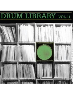 "VINILO LP DJ PAUL NICE ""DRUM LIBRARY VOL. 11"""