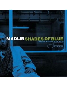 "VINILO 2LP MADLIB ""SHADES OF BLUE"""