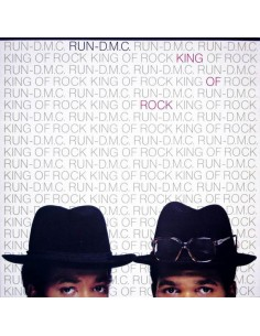 VINILO LP RUN DMC