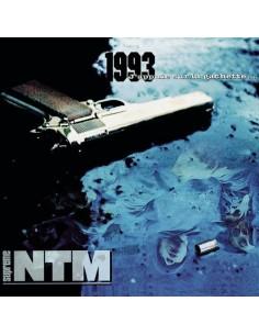 "VINILO LP SUPREME NTM ""J'APPUIE SUR LA GACHETTE"""