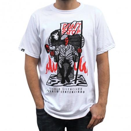 """Camiseta JAVATO JONES """"DON'T STOP"""""""