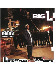 "VINILO 2LP BIG L ""LIFESTYLEZ OV DA POOR & DANGEROUS"""