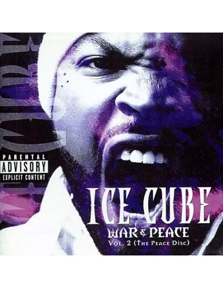 "VINILO 2LP ICE CUBE ""WAR & PEACE VOL.2 (THE PEACE DISC)"""