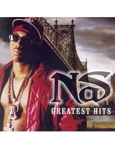 "CD NAS ""GREATEST HITS"""