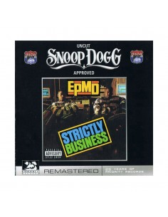"CD EPMD ""STRICTLY BUSINESS"""
