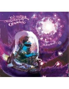 """VINILO LP DJ TRIQUI """"TRIQUINOSIS COSMICA"""""""