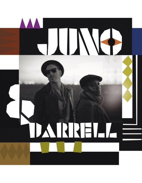 """VINILO 7"""" JUNO & DARRELL  """"KALIMBA BEAT/DIG ME OUT!"""""""