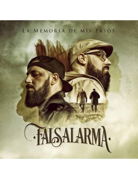 "CD FALSALARMA ""LA MEMORIA DE MIS PASOS"""