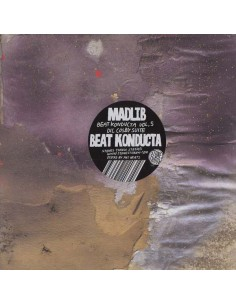 "VINILO LP MADLIB ""BEAT KONDUCTA 5"""