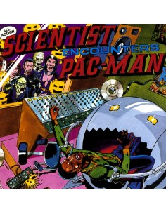 "VINILO LP SCIENTIST ""ENCOUNTERS PAC-MAN"""