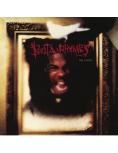 "CD BUSTA RHYMES ""THE COMING"""