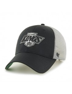 Gorra Trucker 47 BRAND LOS ANGELES KINGS BLACK