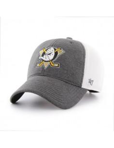 Gorra Curved visor 47 BRAND ANAHEIM DUCKS CHARCOAL