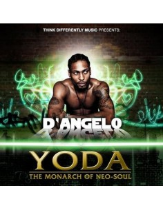 "CD D'ANGELO ""YODA - THE MONARCH OF NEO-SOUL"""