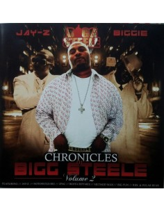 "CD BIGG STEELE ""CHRONICLES OF BIGG STEELE VOLUME 2"""