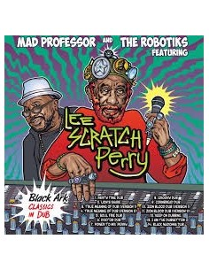 "VINILO LP MAD PROFESSOR ""BLACK ARK CLASSICS IN DUB"""
