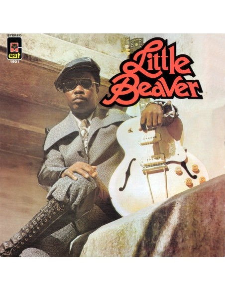 "VINILO LP LITTLE BEAVER ""JOEY"""