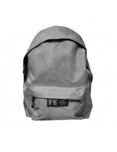 Mochila bagpack NPNG GREY MARL en polyester, color GRIS