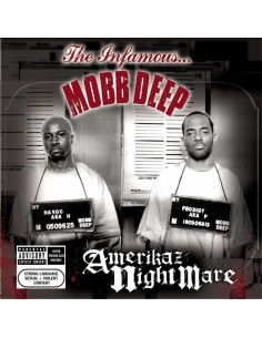 "CD MOBB DEEP ""AMERIKAZ NIGHTMARE"""