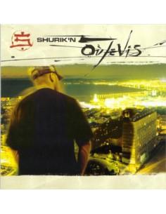 """CD SHURIK'N """"OU JE VIS"""""""