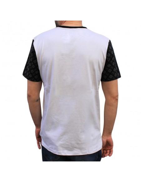 "Camiseta hombre NO PAIN NO GAIN  ""PLAYERS"" en algodón, color gris"
