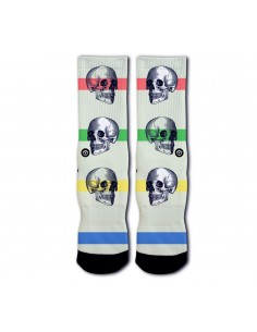 Calcetines RAW SOX SKULLS
