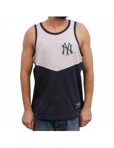 Camiseta de tirantes MAJESTIC NEW YORK YANKEES