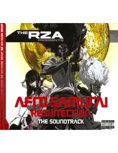 "VINILO 2LP RZA ""AFRO SAMURAI RESURRECTION (THE SOUNDTRACK)"""