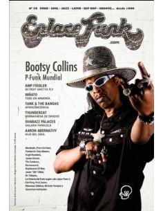 """Revista ENLACE FUNK Nº 58 + VINILO 7"""""""