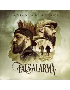 """VINILO 2LP FALSALARMA """"LA MEMORIA DE MIS PASOS"""""""