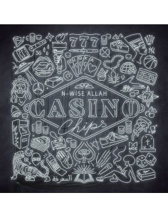"VINILO 2LP N-WISE ALLAH ""CASINO CHIPS"""