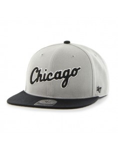 Gorra 47 BRAND CHICAGO WHITE SOX