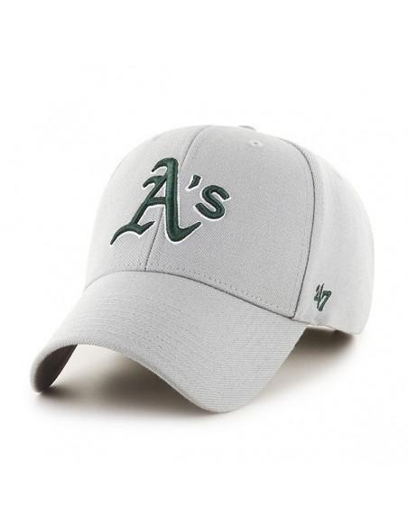 Gorra Curved visor 47 BRAND OAKLAND ATHLETICS