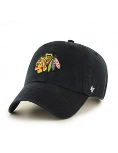 Gorra Curved visor relax fit 47 BRAND CHICAGO BLACKHAWKS